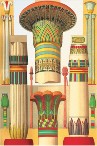 The introduction to design design of ancient history for Architecture design company in egypt
